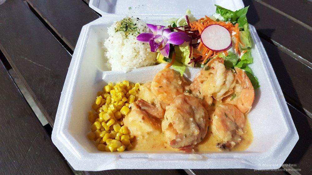Blue Water Shrimp and Seafood: 2380 Kūhiō Ave, Honolulu, HI