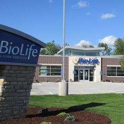 Biolife Plasma Services 12 Photos Blood Plasma Donation