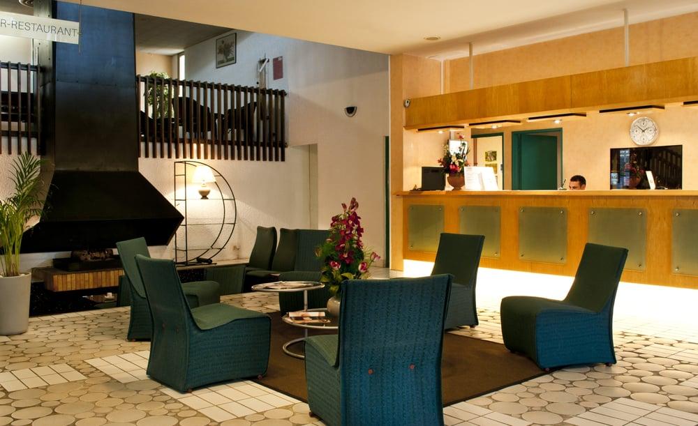 H tel park suites appart city grenoble alpexpo 10 for Park suite appart hotel