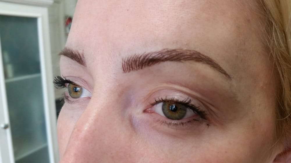 3d eyebrows tattoo by rumany yelp for 3d eyebrow tattoo near me