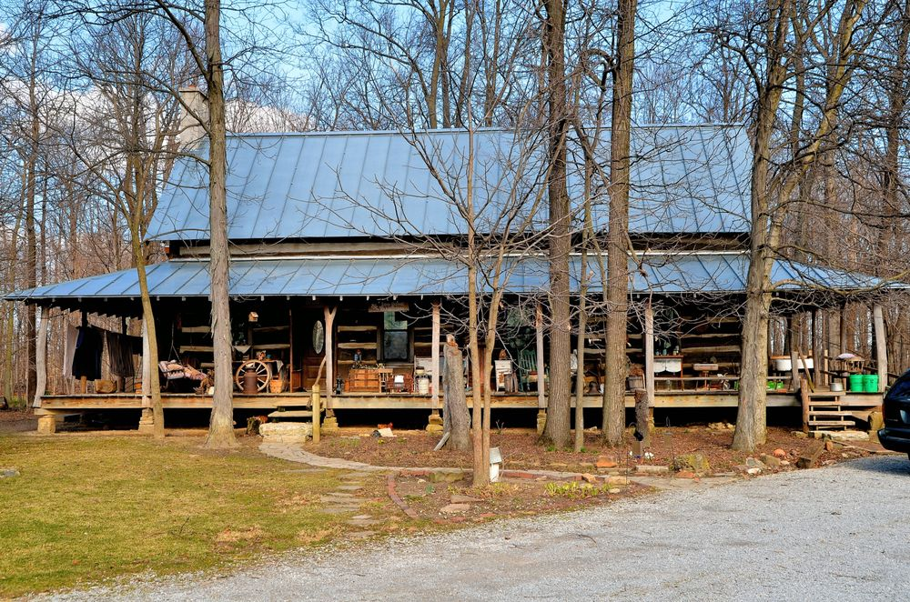 Log Home Traditions: 6700 Elida Rd, Elida, OH