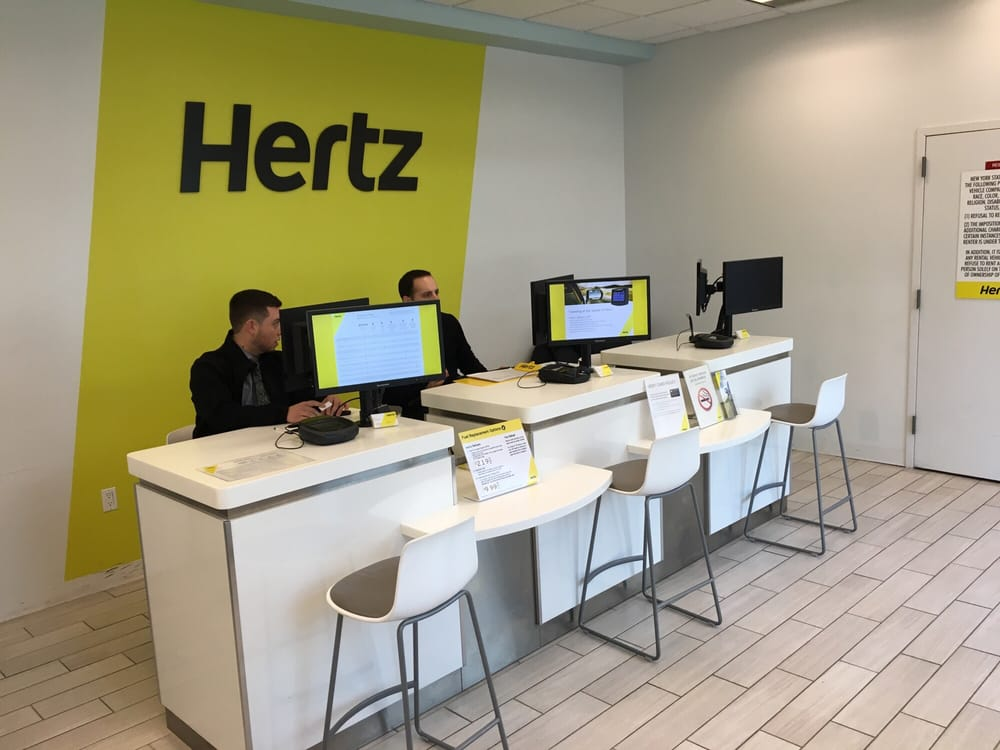 Hertz Rent A Car Car Rental 543 Cary Ave West Brighton Staten