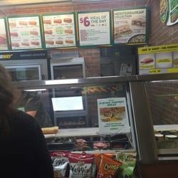 Subway Sandwiches 1600 Woods Rd Se Port Orchard Wa