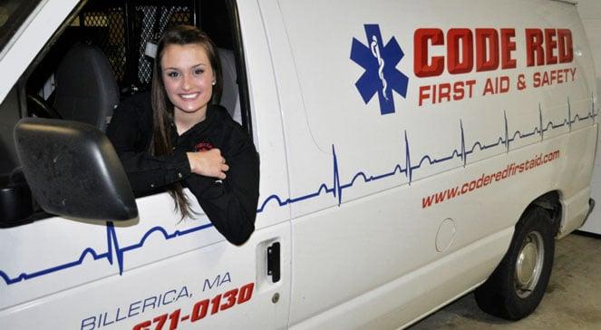 Code Red First Aid & Safety: 22 Elizabeth Rd, Billerica, MA