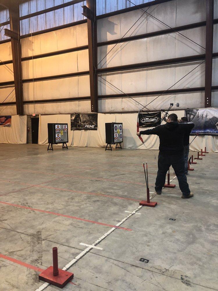 Boneyard Archery: 184 Old Covered Bridge Rd, Madison, NC