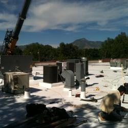 Good Photo Of Shaw Roofing   Salt Lake City, UT, United States. Commercial TPO