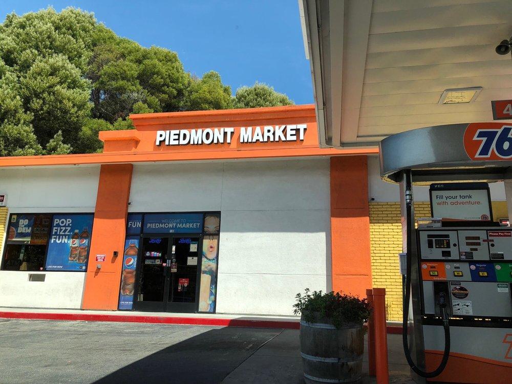 Piedmont Market 76 Gas Station