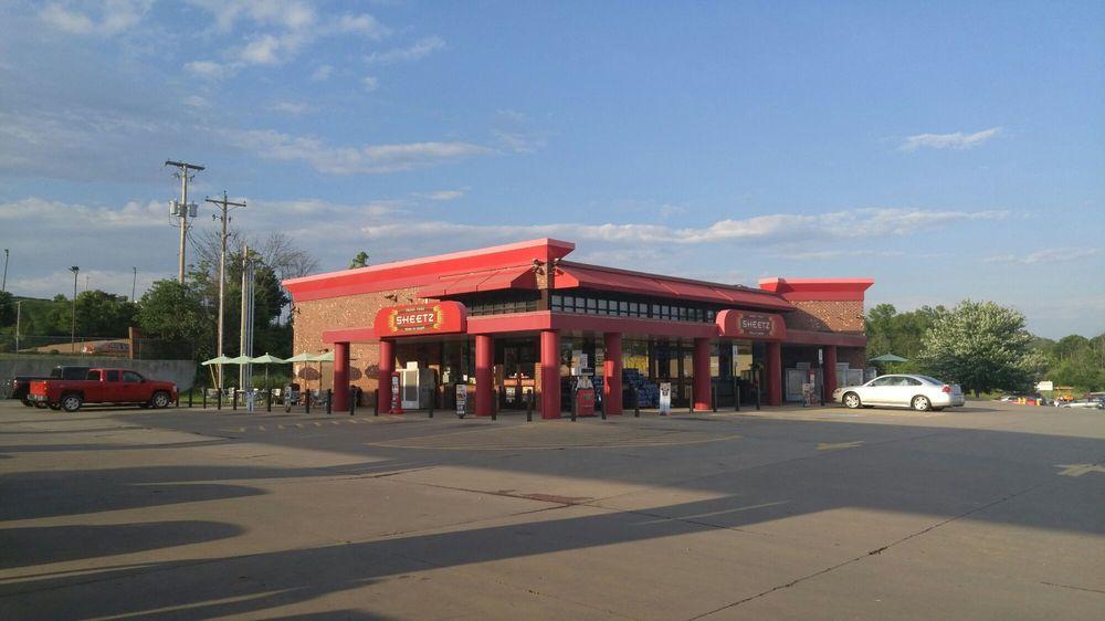 Sheetz: 2101 Southgate Pkwy, Cambridge, OH