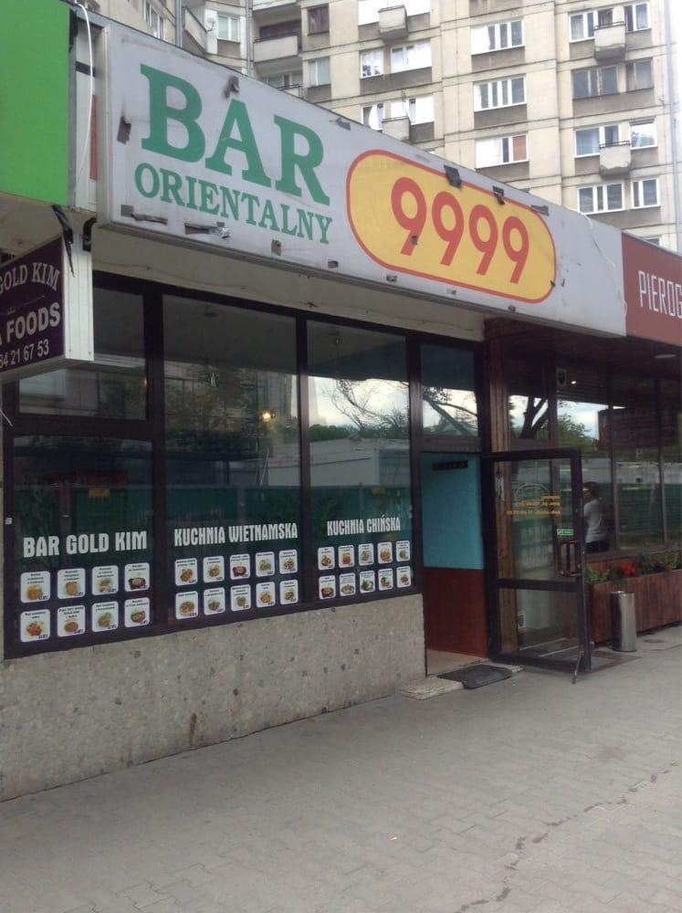 Bar Orientalny 9999 Vietnamese Ul Swietokrzyska 34 Mirow