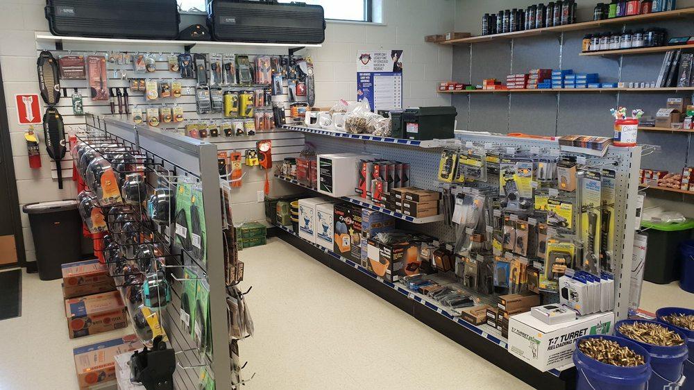 Deer Creek Shooting Range: 8004 IN-243, Cloverdale, IN