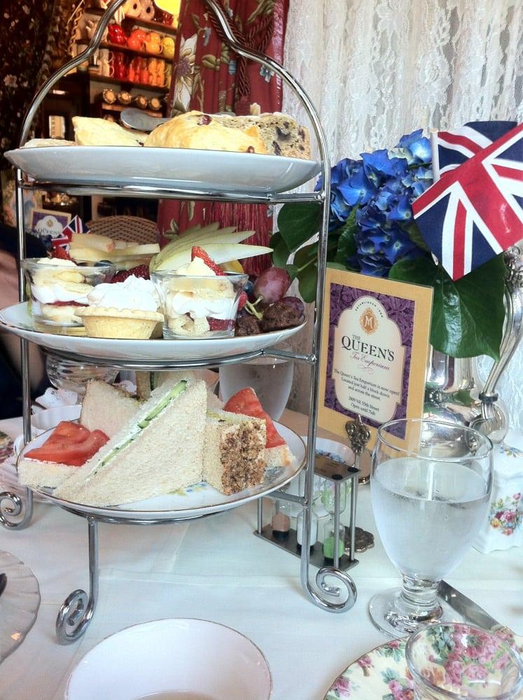 Queen Mary Tea Room--Afternoon Tea - Yelp
