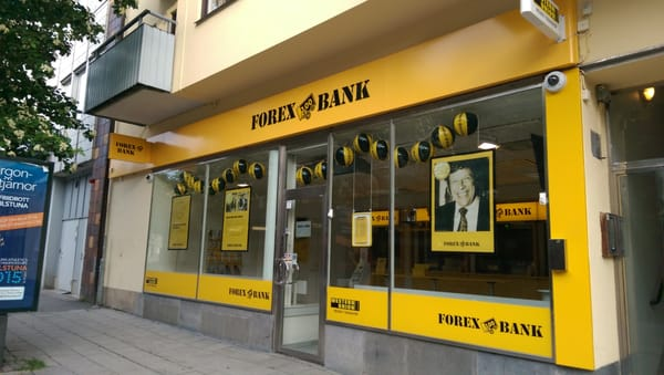 Forex bank sweden opening hours