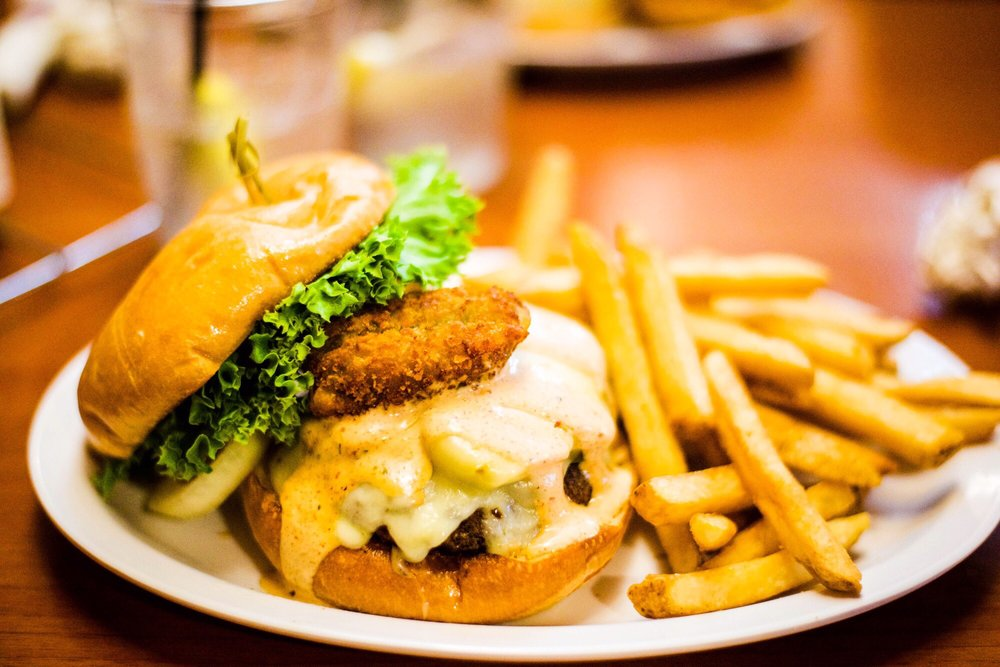 Riverwatch Bar & Grill: 379 Main St, Chimney Rock, NC