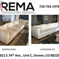 Photo Of Rema Upholstery Services   Denver, CO, United States