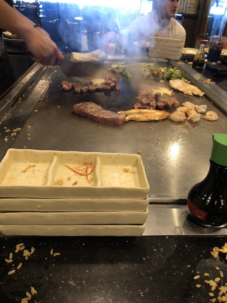 Samurai Japanese Steakhouse & Sushi Bar: 1212 Military Rd, Benton, AR