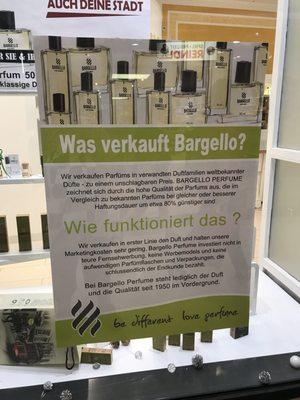 Bargello Perfume Schleißheimer Str 506 Am Hart Munich Bayern