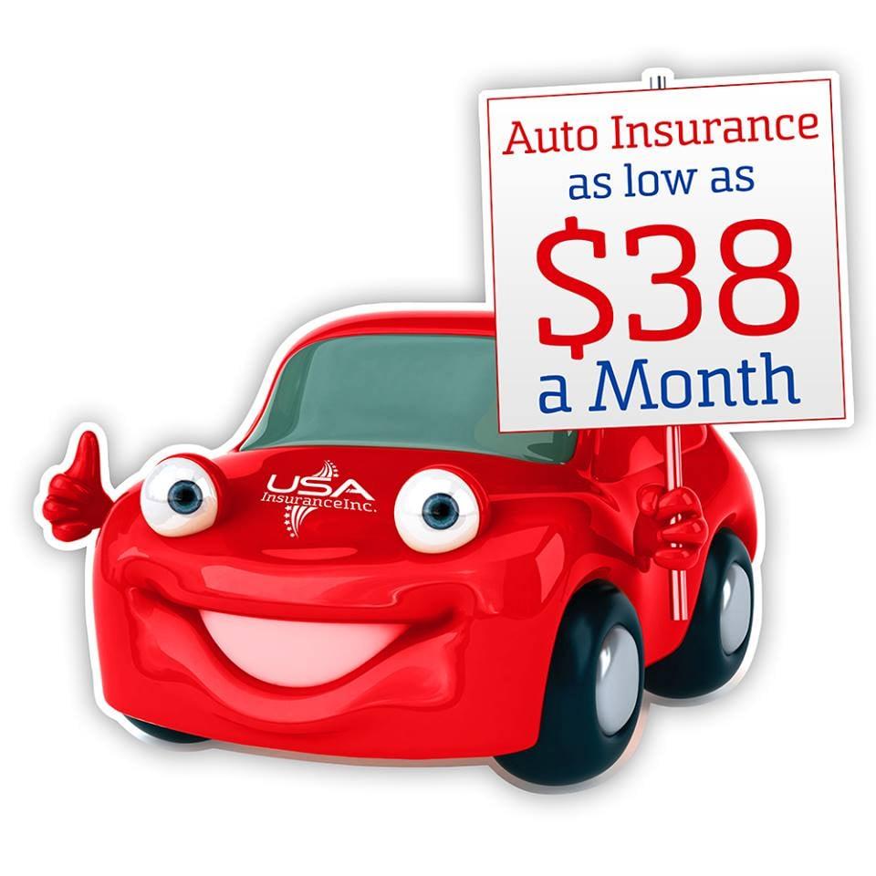 USA Insurance - Auto