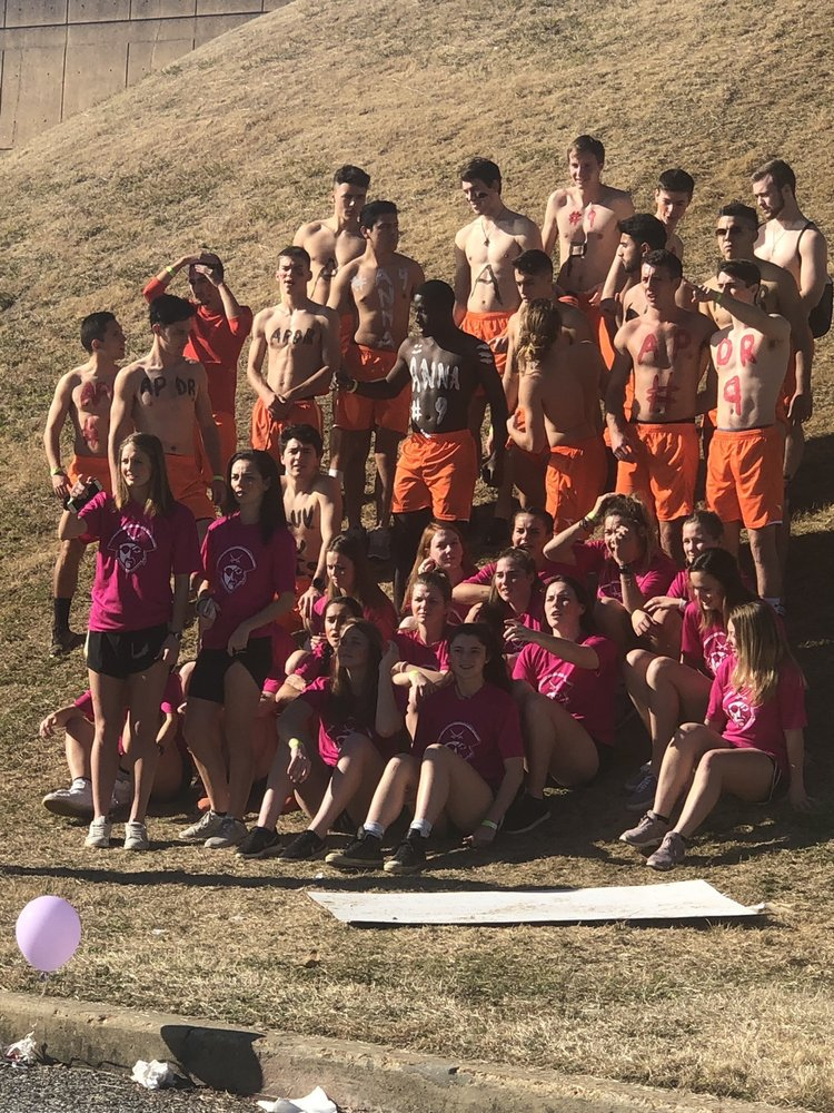 Polar Bear Plunge Benefitting the Special Olympics