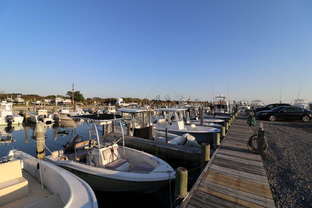 Atlantic Cove Marina: 215 Atlantic Ave, East Moriches, NY