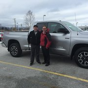 Photo Of Alderman S Toyota Rutland Vt United States Ed Ryan With His