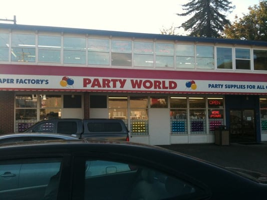 Party world tacoma gallery wedding dress decoration and refrence party world 1565 center st tacoma wa party supplies mapquest junglespirit gallery junglespirit Choice Image