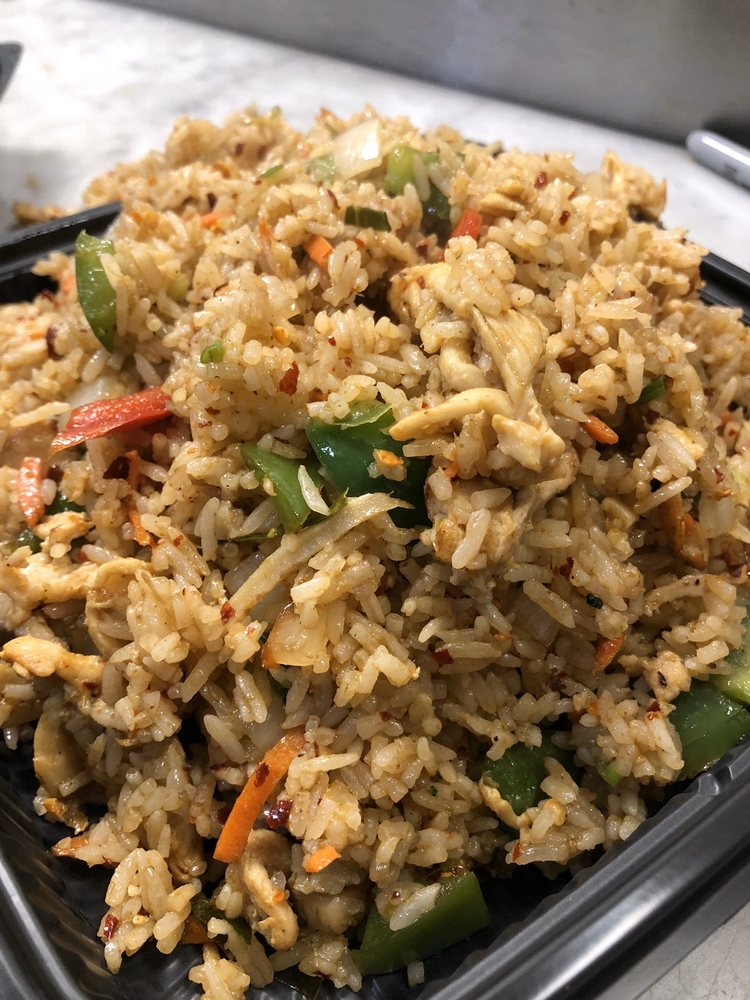 Food from Thai Nation Bistro