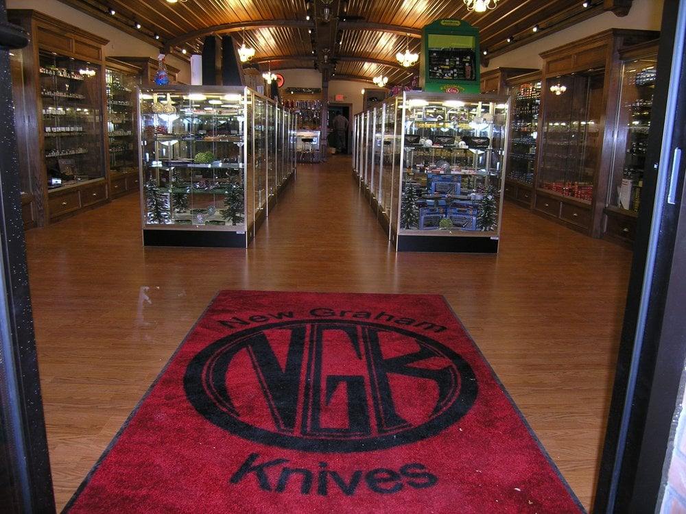 New Graham Knives: 560 Virginia Ave, Bluefield, VA