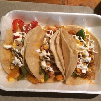 Photo Of Michoacana Grill Kennett Square Pa United States Veggie Tacos On