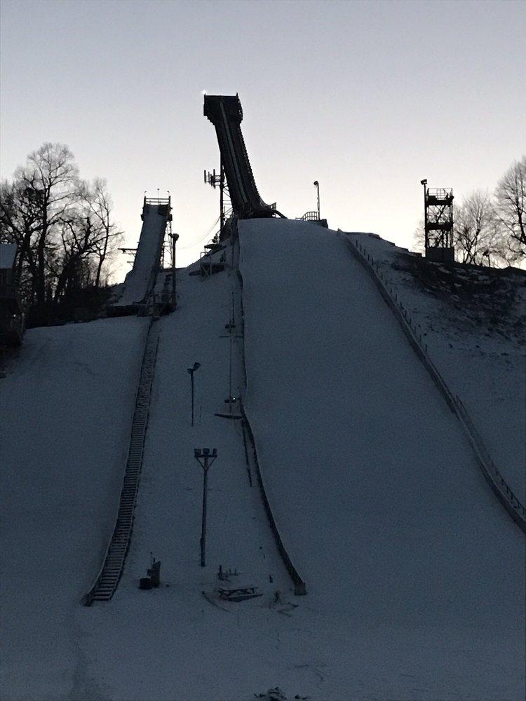 Norge Ski Club: 100 Ski Hill Rd, Fox River Grove, IL