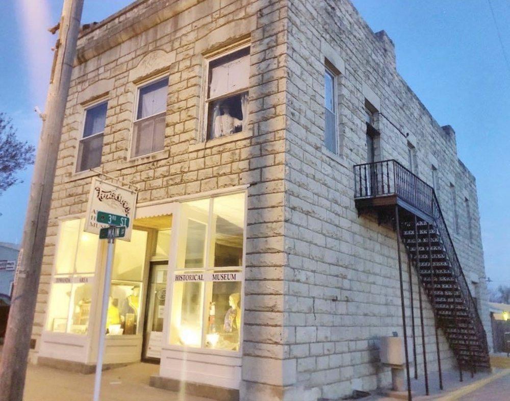 Towanda Area Historical Museum: 401 Main, Towanda, KS