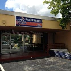 Yankee's Barber Shop Miami FL