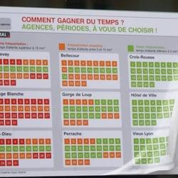 Agence tcl closed public transport 5 rue de la for Agence paysage lyon