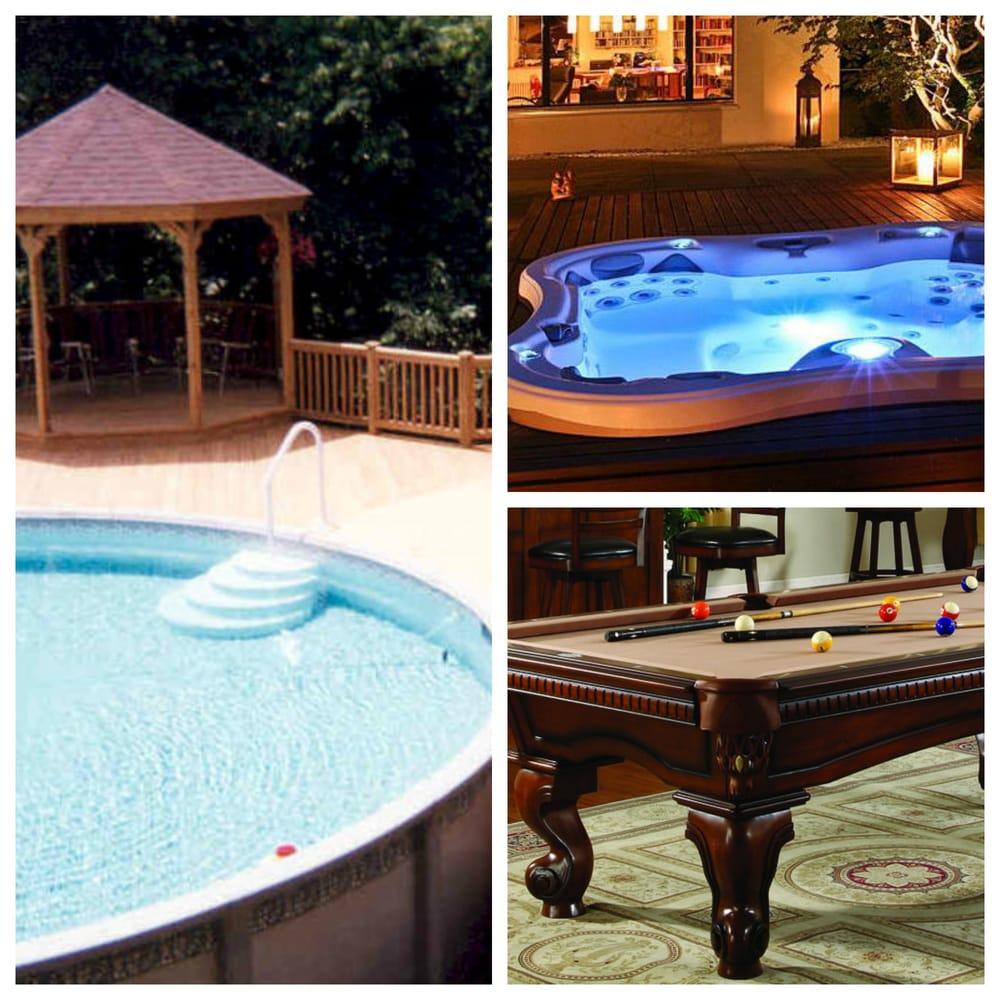 A Tex Above Ground Pools Spas Billiards 25 Photos Hot Tub Pool 9323 Perrin Beitel Rd San Antonio Tx Phone Number Yelp