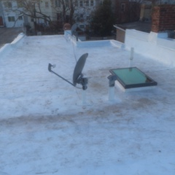 Photo Of Complete Roofing Solutions   Rockville, MD, United States. New  Flat Roof