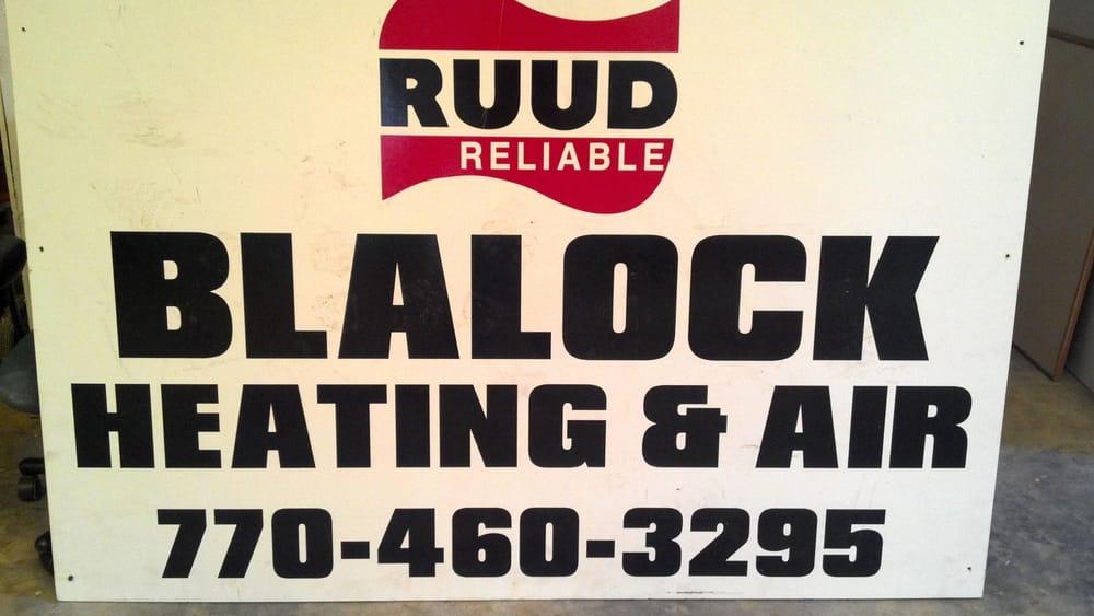 Blalock Heating & Air: 111 Church Aly, Brooks, GA