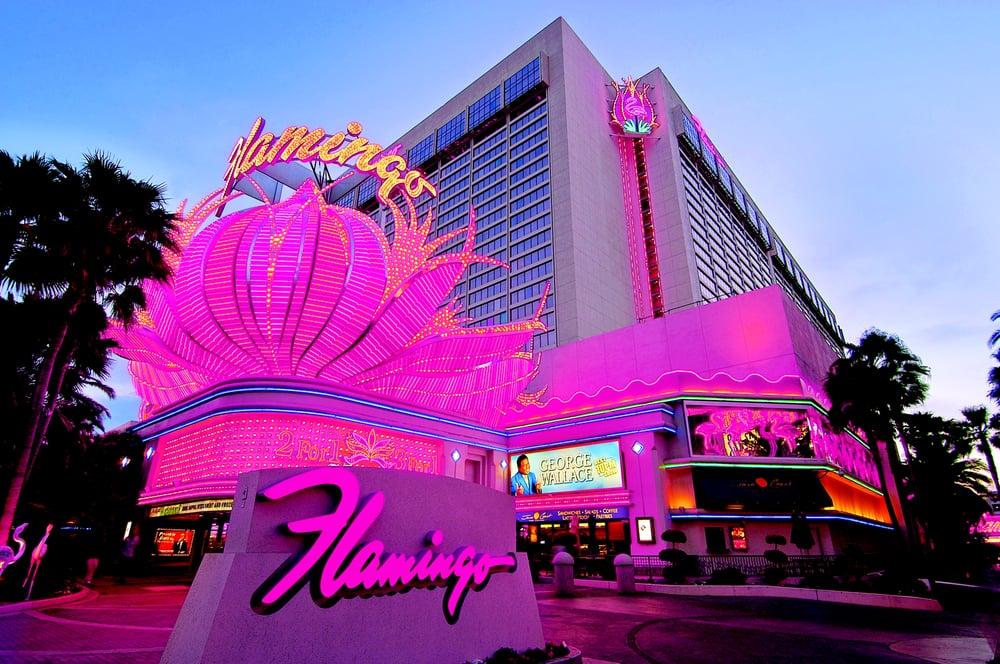 Vegas Flamingo