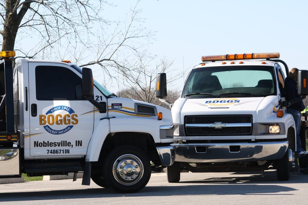 Boggs Wrecker Service: 2180 Greenfield Ave, Noblesville, IN