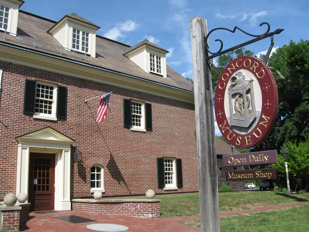 Great Restaurants Near Concord Ma