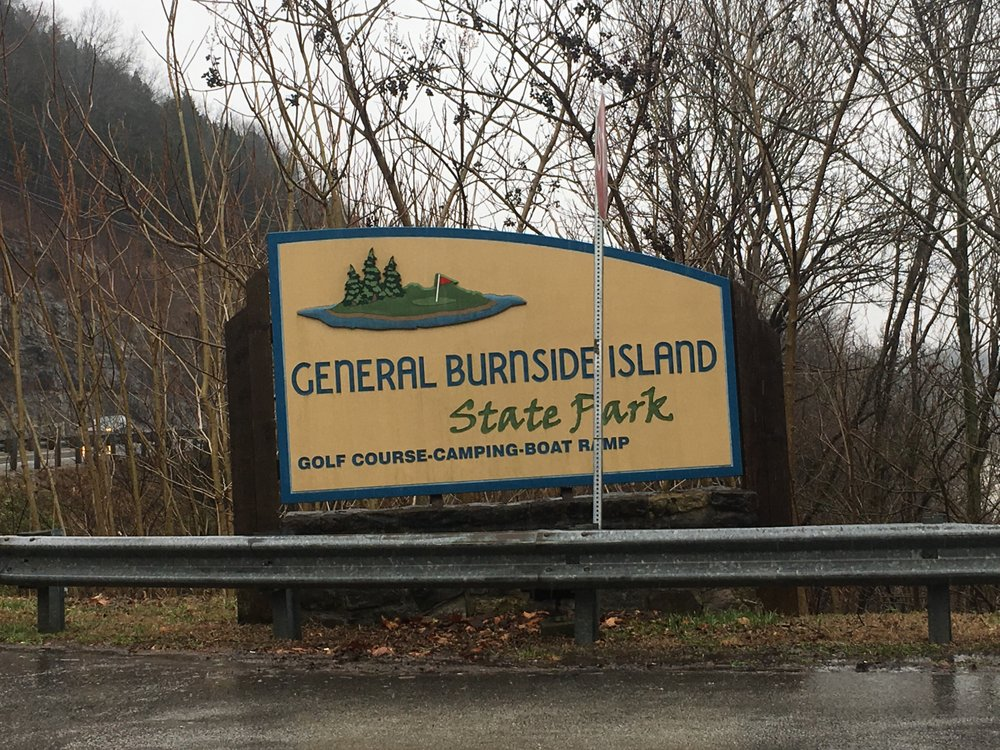 General Burnside Island State Park: 8745 S Highway 27, Burnside, KY