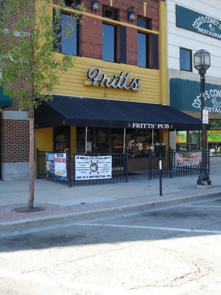 Fritts' Pub: 77 N Main St, Mount Clemens, MI