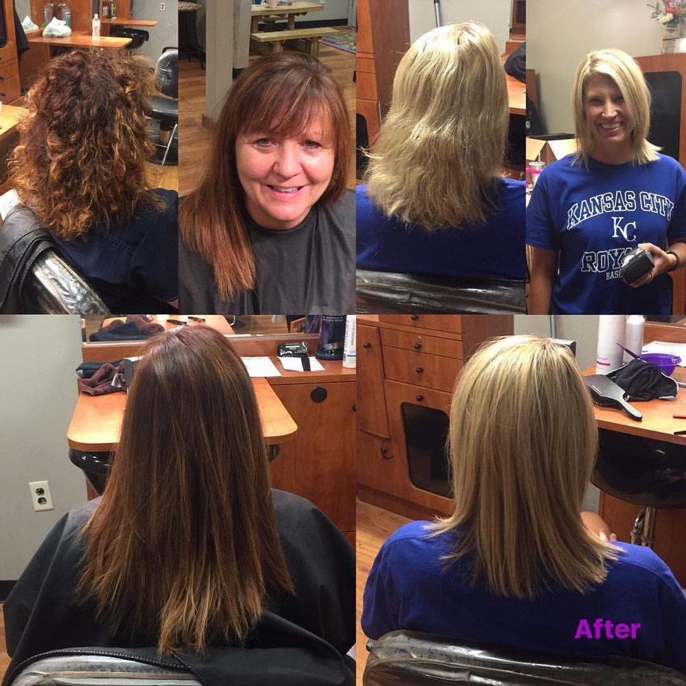 Head First Salon and Spa: 505 Elm St, Wamego, KS