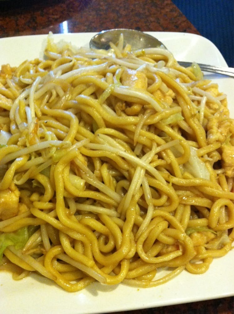 Chicken Chow Mein Yelp
