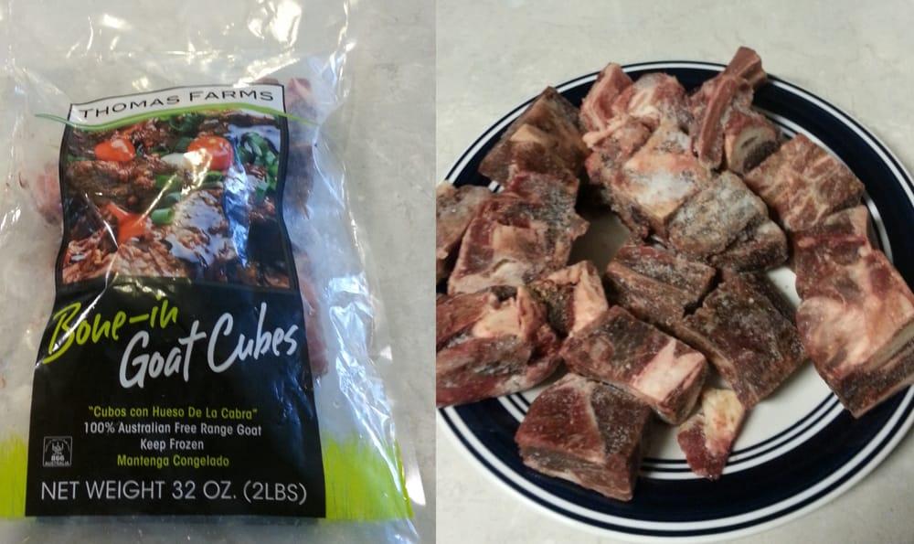 Free range Australian Goat meat, frozen $4 49/lb - Yelp