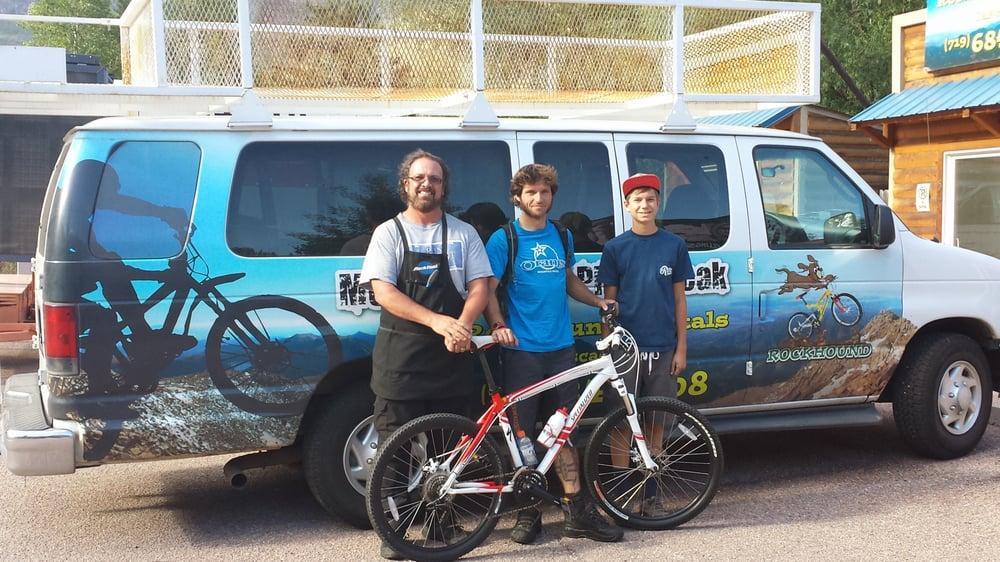 Mountain Bike Pikes Peak: 4675 Fountain Ave, Cascade, CO
