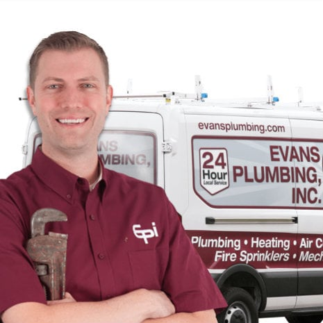 Evans Plumbing: 2140 Floral Ave, Twin Falls, ID