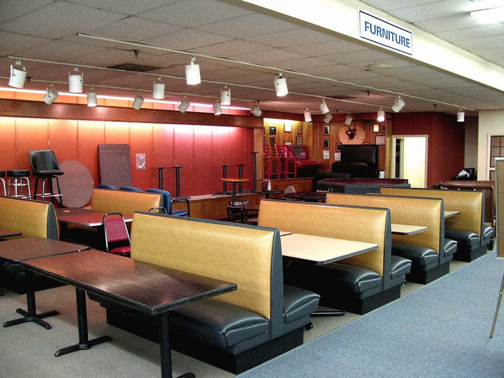 Lonestar Restaurant Supply Sells New And Used Restaurant Furniture
