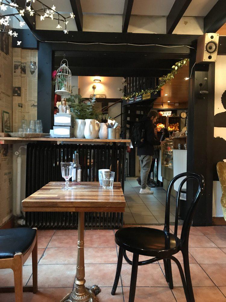 lilla cafeet på söder