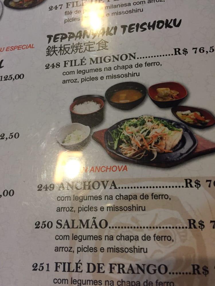 Restaurante New Daruma