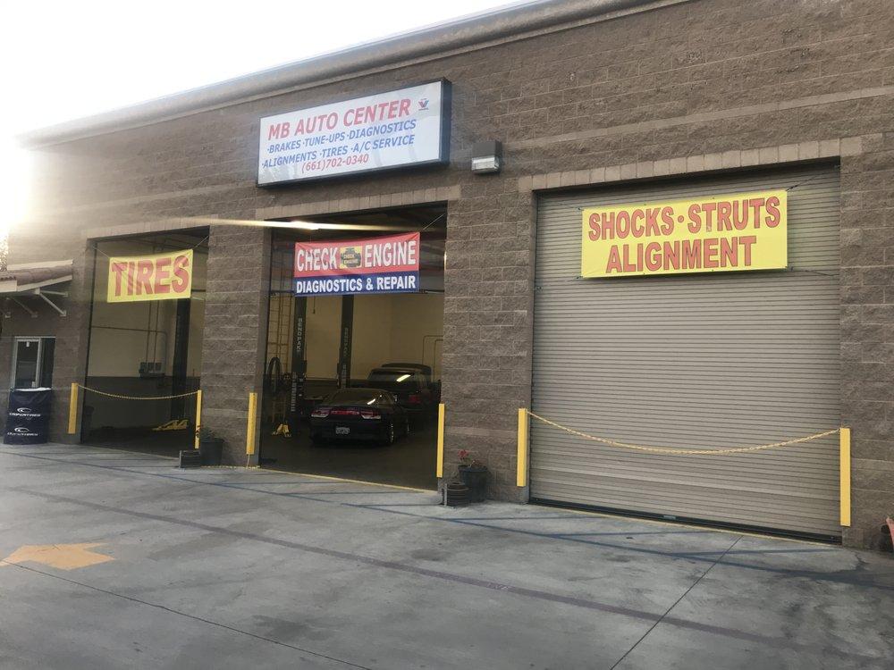 MB Auto Center: 31525 Ridge Route Rd, Castaic, CA