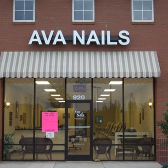 Ava nails 14 reviews nail salons 920 gateway commons for A q nail salon wake forest nc